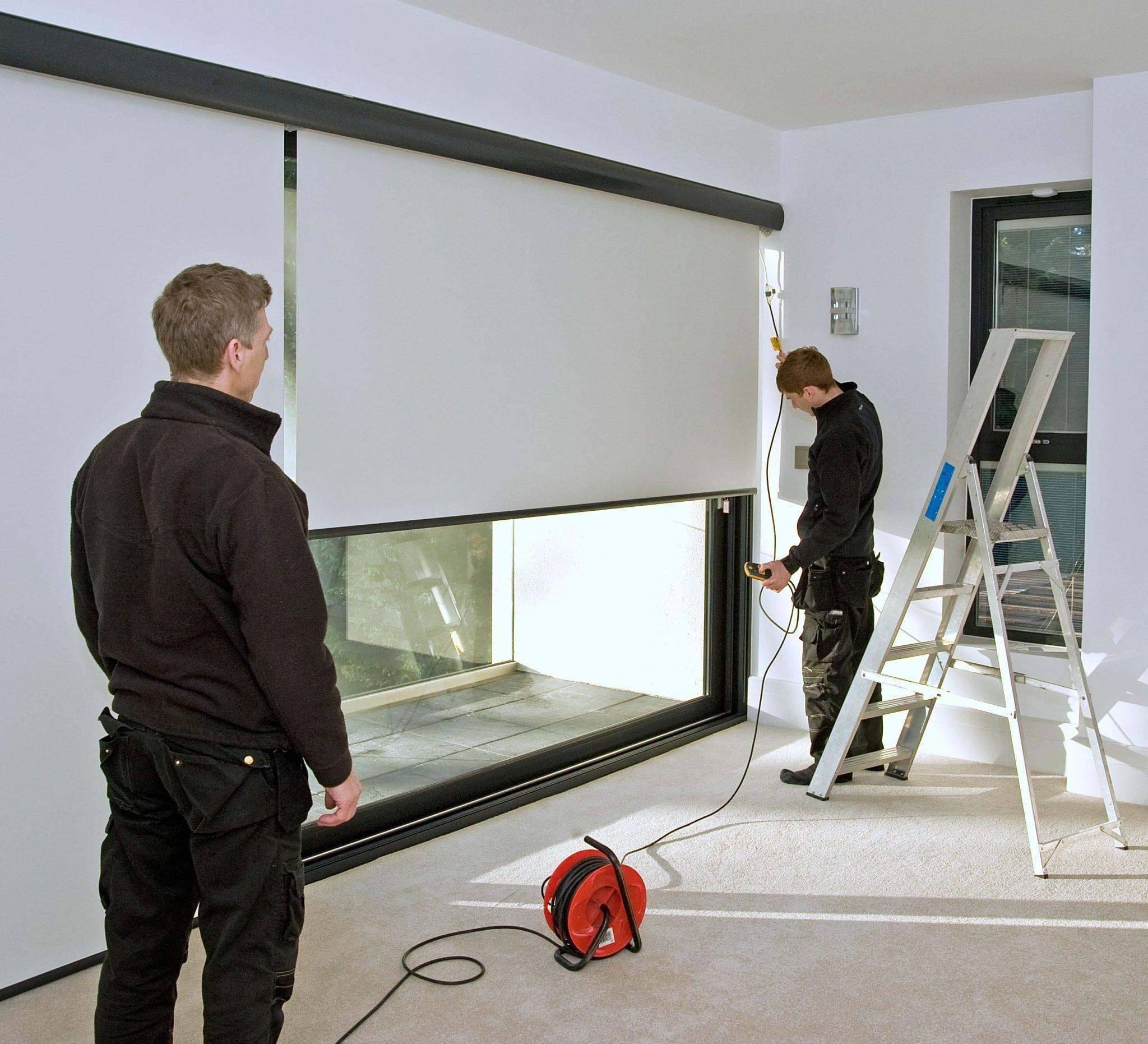 benefits of motorised blinds